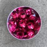 Swarovski Color : FUCHSIA