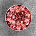 Swarovski Color : ROSE PEACH