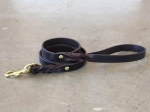 34 braided leash 2
