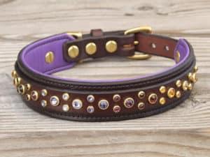 125 purple gold slim ombre