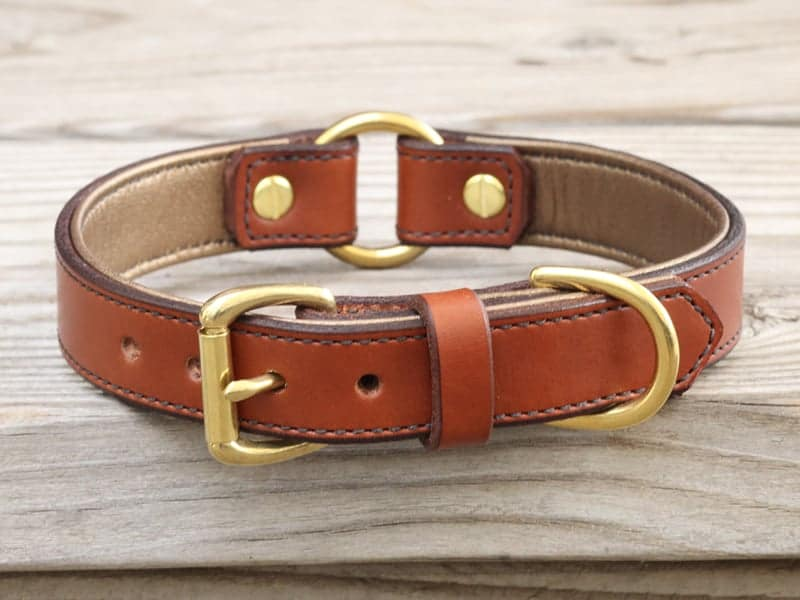 1 custom o ring collar