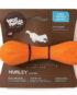 hurley dog bone orange