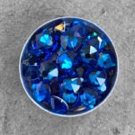 Swarovski Color : CAPRI BLUE