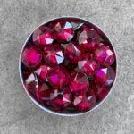 Swarovski Color : RUBY